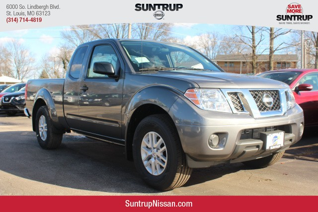 New 2019 Nissan Frontier SV-I4
