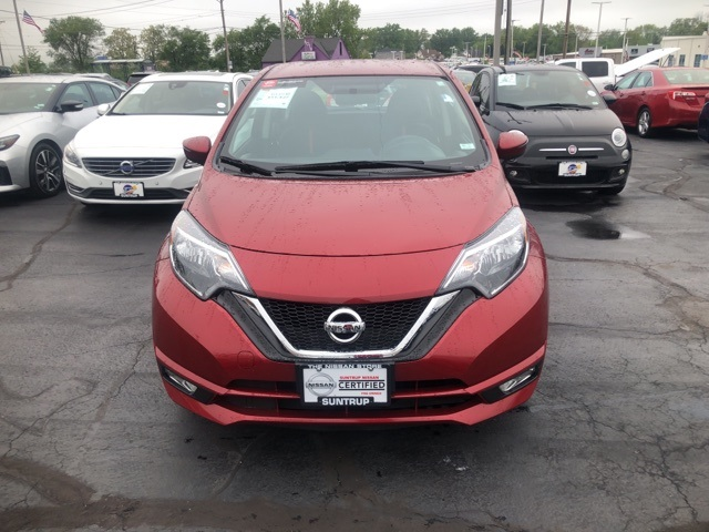 Certified Pre-Owned 2017 Nissan Versa Note SR