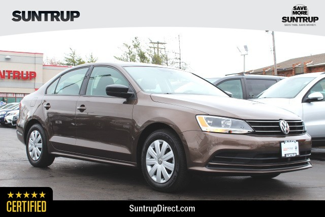 Certified Pre Owned 2016 Volkswagen Jetta Sedan 1 4t S