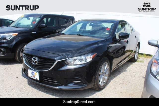 2017 Mazda6 Sport >> Pre Owned 2017 Mazda6 Sport Front Wheel Drive Four Door Sedan