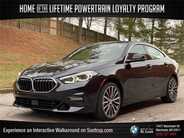 Pre-Owned 2020 BMW 2 Series 228xi Gran Coupe