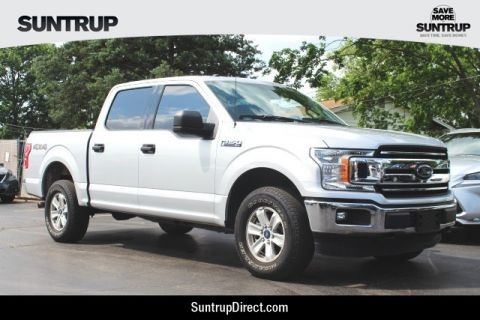 Pre-Owned 2018 Ford F-150 4WD XLT SuperCrew
