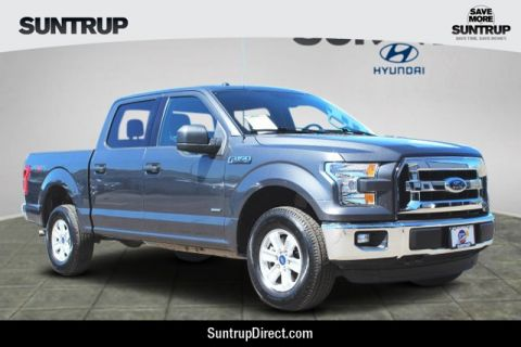 Pre-Owned 2016 Ford F-150 4WD XLT SuperCrew
