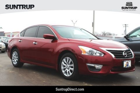 Pre-Owned 2013 Nissan Altima Sedan 2.5 S