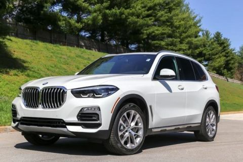 Pre-Owned 2019 BMW X5 xDrive40i