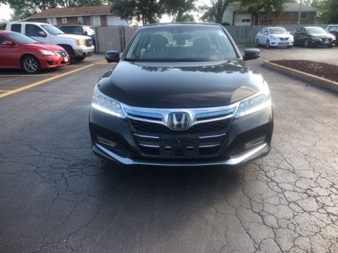 Pre-Owned 2014 Honda Accord Plug-In Hybrid Base