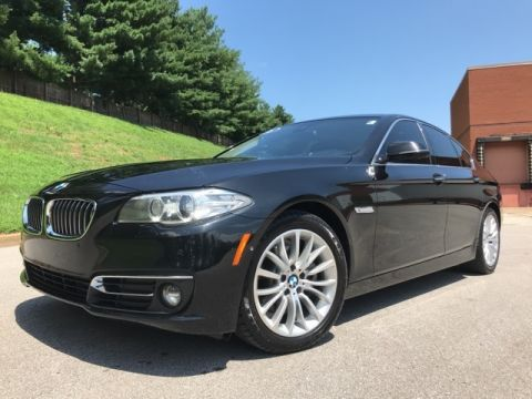 Pre-Owned 2016 BMW 5 Series 528i xDrive